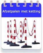 afzetpaal-met-ketting